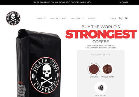 Death Wish Coffee